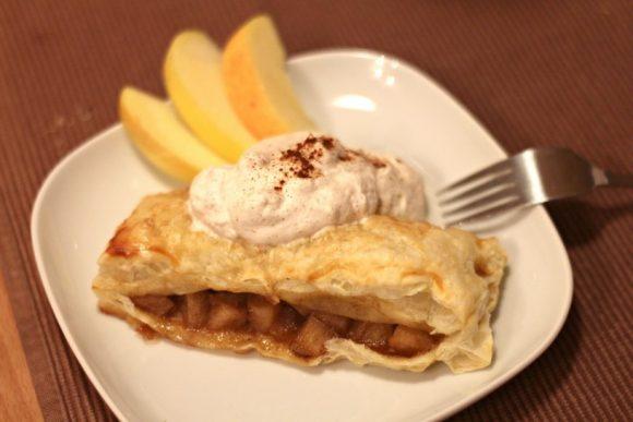 Mini jabolčne pite