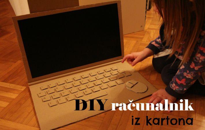 DIY računalnik za otroka – veselje ob izdelavi in uporabi
