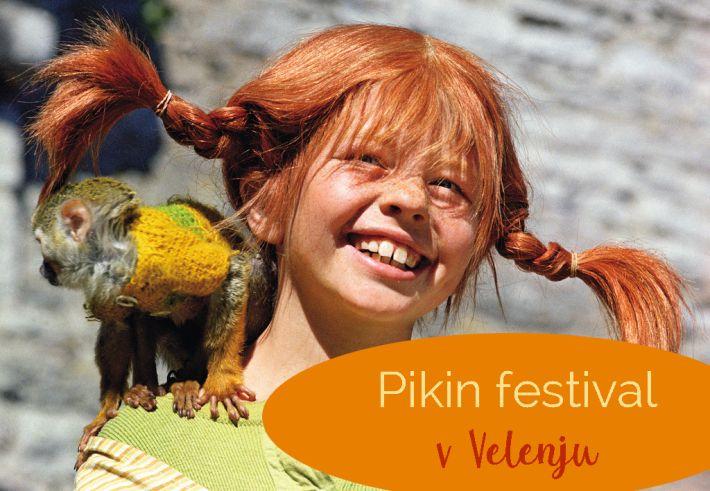 Pikin festival v Velenju