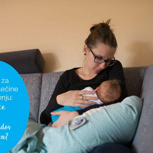 Vzrok za hude bolečine pri dojenju: glivice ali Raynaudov fenomen?