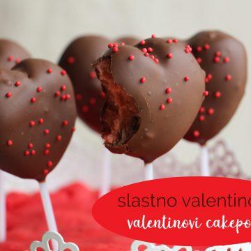 Valentinovi cakepopsi