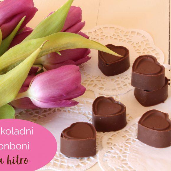 Čokoladni bonboni na hitro