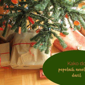 Kako do popolnih novoletnih daril